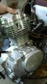 100% working Honda CG 125 engine