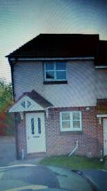 ***2 Bed Semi with parking***