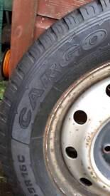 Goodyear tyre 225/65R/16