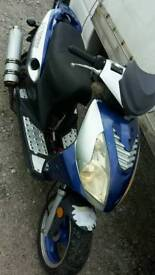 Jon way madness 125cc excellent runner read ad