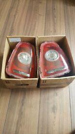 Mini r56 set of backlights
