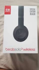 Dre Beats Solo Matt Black