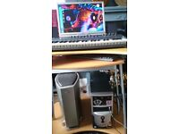 ESystems Eh303 micro tower music production