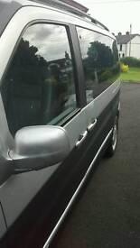 Automatic diesel day van