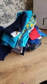 Massive selectio of boys clothes age 8-10