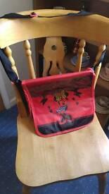 Minnie mouse satchel bag