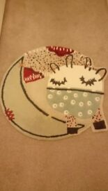 Mamas & Papas 'Light of the Moon' Baby Rug - 100% Wool - cost £60 new - 0ver 90% reduction!