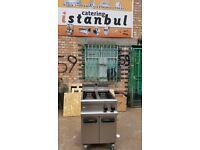 LINCAT TWIN TANK TWIN BASKET GAS FRYER NATURAL GAS CAFE TAKEAWAY FAST FOOD RESTAURANT KEBAB SHOP