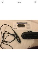 Car Bluetooth handsfree device