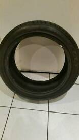 18 in run flat goodyear tyre