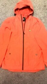 lyle and scott jacket new cost £100