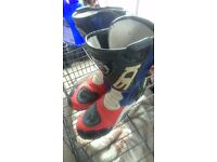 sidi motorcycle boots good condition