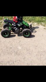 Child's 49cc quad bike
