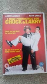 I now pronounce you chuck and Larry DVD Adam Sandler