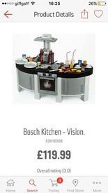 Kids Bosch kitchen