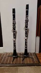 Pair of Clarinets - Buffet Prestige - Impeccable Pedigree Willoughby Willoughby Area Preview