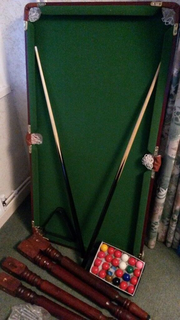 Junior Snooker Table * REDUCED *