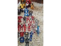 Power rangers bundle