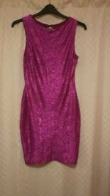 Jane Norman bodycon dress size 16