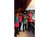 MyLahore Bar and serving staff