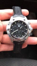Tag Heuer aquaracer men's watch