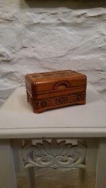 Unusual Wooden Box