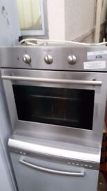 Moffat integrated single oven