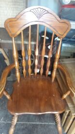 carvery chair good condition only £8.00