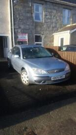 Ford Mondeo 55 plate