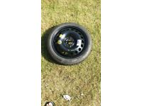 Vauxhall Astra-Corsa Spare Wheel 16""
