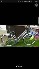 Landrover bike