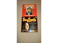 BING CROSBY-1 X 12.INCH VINYL LP,+1 X CHRISTMAS DOUBLE ALBUM SET-EX