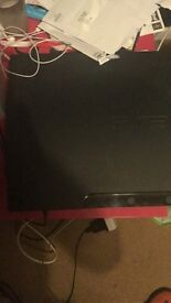 Slimline 500gb PS3 with 15 games