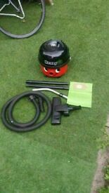 Henry Vacuum Cleaner very powerfull good conditon and fully working with a free bag