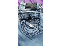 True Religion Jeans Ricky Super T Size 34