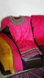 Bag of indian pakistani clothes