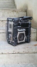 Makita Bluetooth Radio