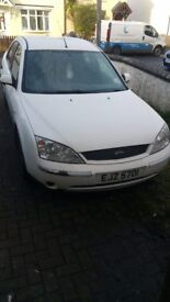 Ford mondeo taxi psv,d for 10months