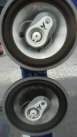 PLI speakers for car