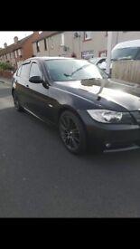 BMW 318D Msport 2007 £2450 May Swap Px