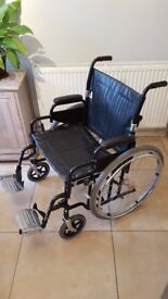 Wheelchair - Wide Seat - Self Pro- *Can Deliver