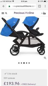 Joie duo pushchair BRAND NEW IN BOX