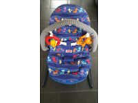 Fisher Price Cover n' Play Baby Bouncer