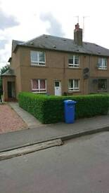 2 bedroom lovely 1st floor flat. Ladybank