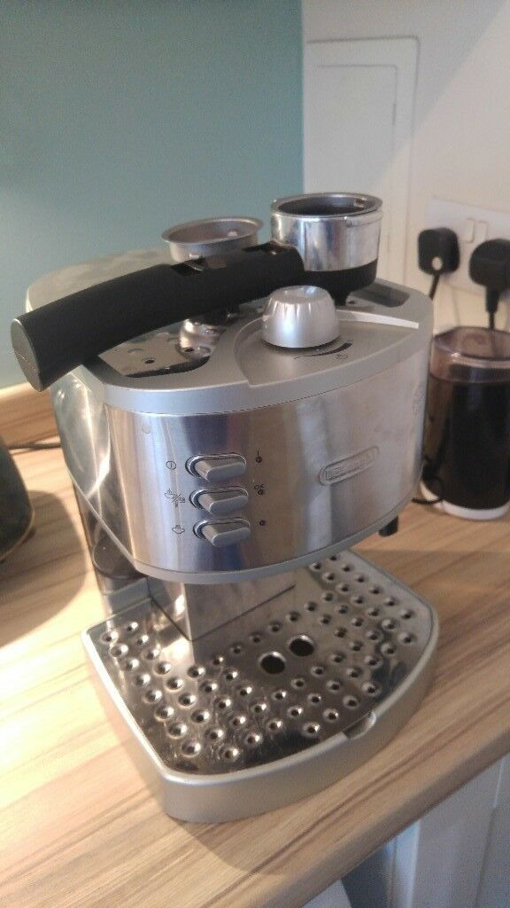 Delonghi Ec330s Espresso Coffee Machine Instructions Best Machine 2018