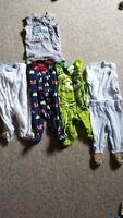 0-3 months baby boy clothing