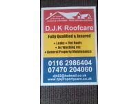 Roofing and guttering service
