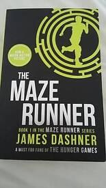 New Paperback book The Maze Runner