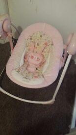 Baby stuff newborn tobi car cot swing clothes basket maternity pram system breast