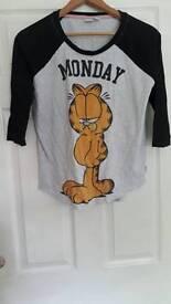 Garfield top 6-8